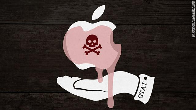 No todo lo que toca Apple se convierte en oro