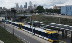 Connecting neighborhoods with light rail