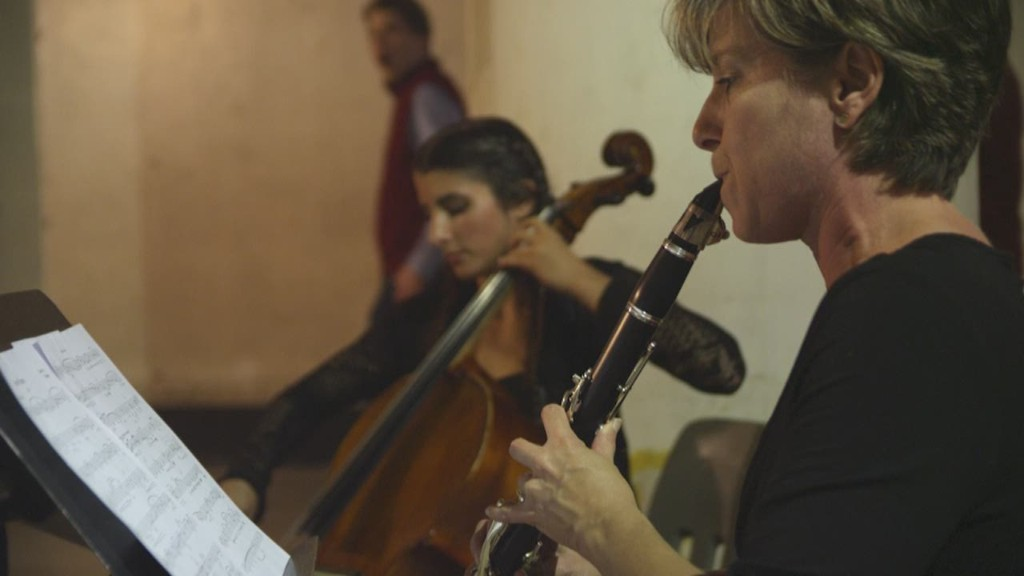 Classical music for Chicago's commuters