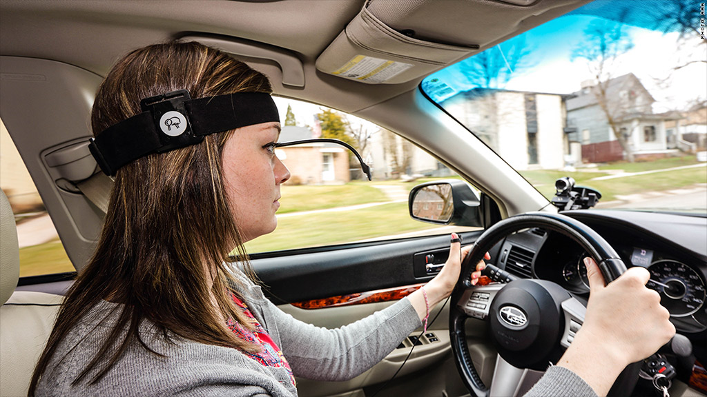 study distracted driving