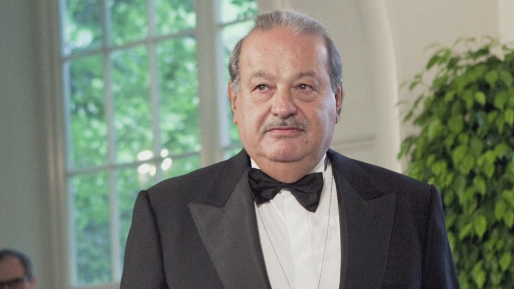 Carlos Slim wants a 3-Day work week