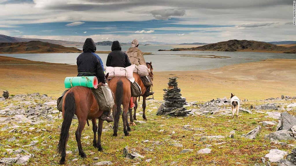 vacations mongolia