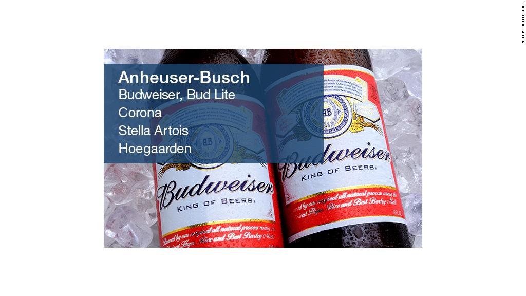beer anheuser busch
