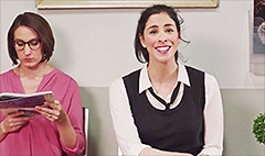 Sarah Silverman is tired of the 'vagina tax'