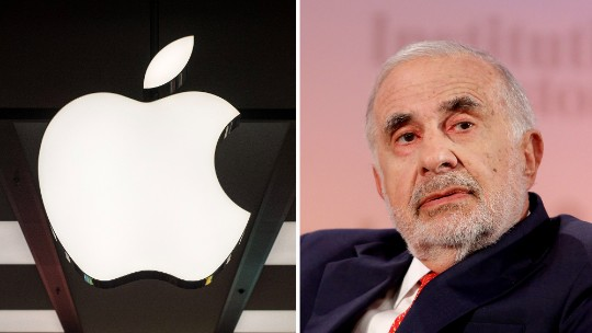 Big Apple investor sells stake over China fears
