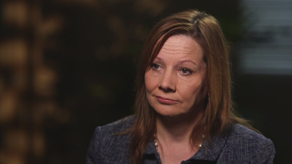 GM CEO on Candice Anderson case