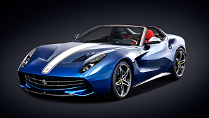 Ferrari says 'We love you, America' with $3.2 million convertible