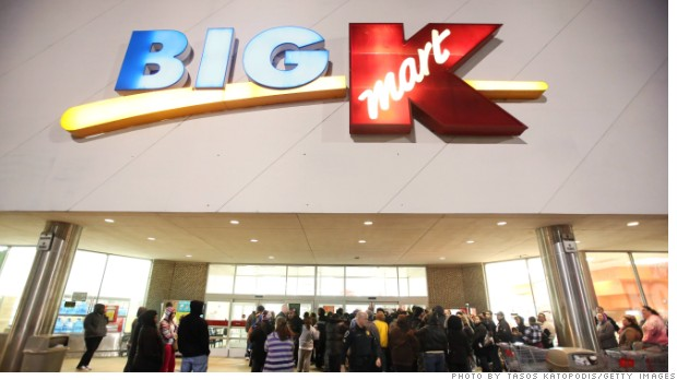 Kmart Says Payment Systems Hacked Oct 10 2014