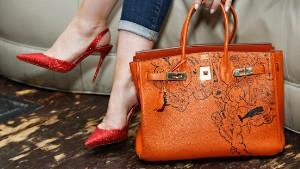 Pricey Hermès bags 'reek like a skunk'
