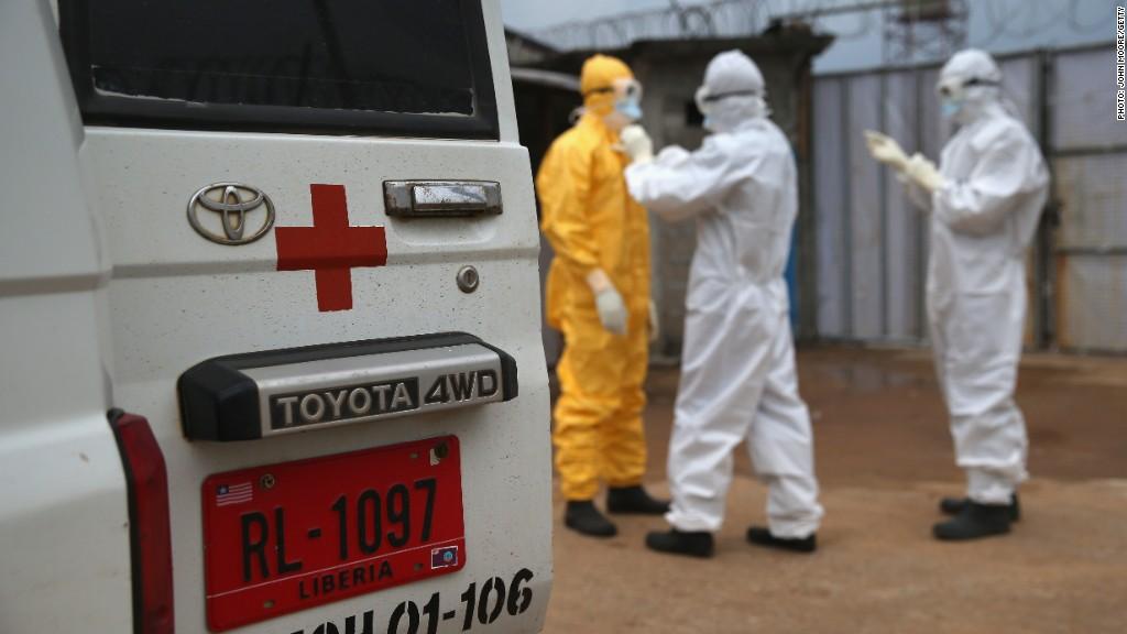 ebola cocoa
