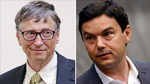 """Bill Gates: Piketty's book has """"flaws"""""""