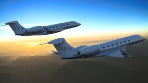 My super-secret jet is cooler than yours