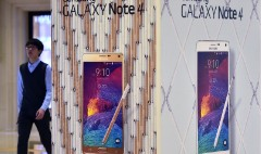 Galaxy Note 4 is not the iPhone 6 Plus