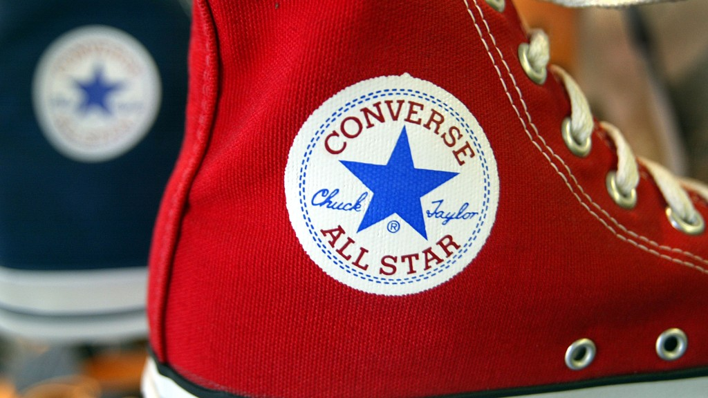 Converse kicks back at copycats