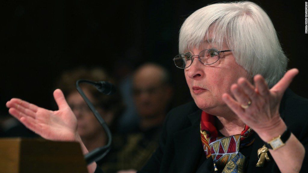 yellen fed firepower