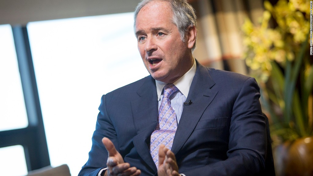 Steve Schwarzman's advice to future leaders - go study in China ...
