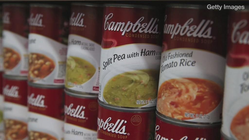 The great 'Mmm...Mmm' soup challenge
