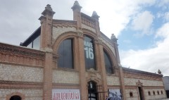 Slaughterhouse becomes art center