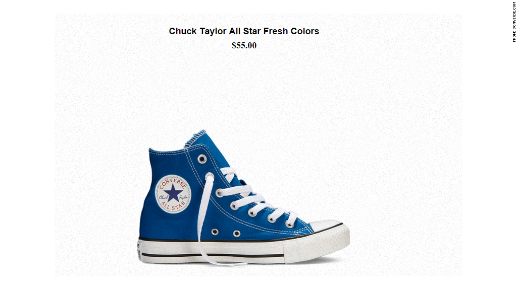 converse lawsuit chuck taylor 2