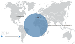 What the history of Ebola looks like
