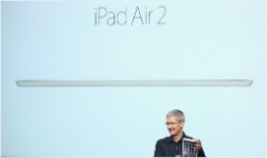 Apple unveils new iPads