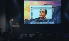 Apple calls Colbert, pokes fun at secrecy