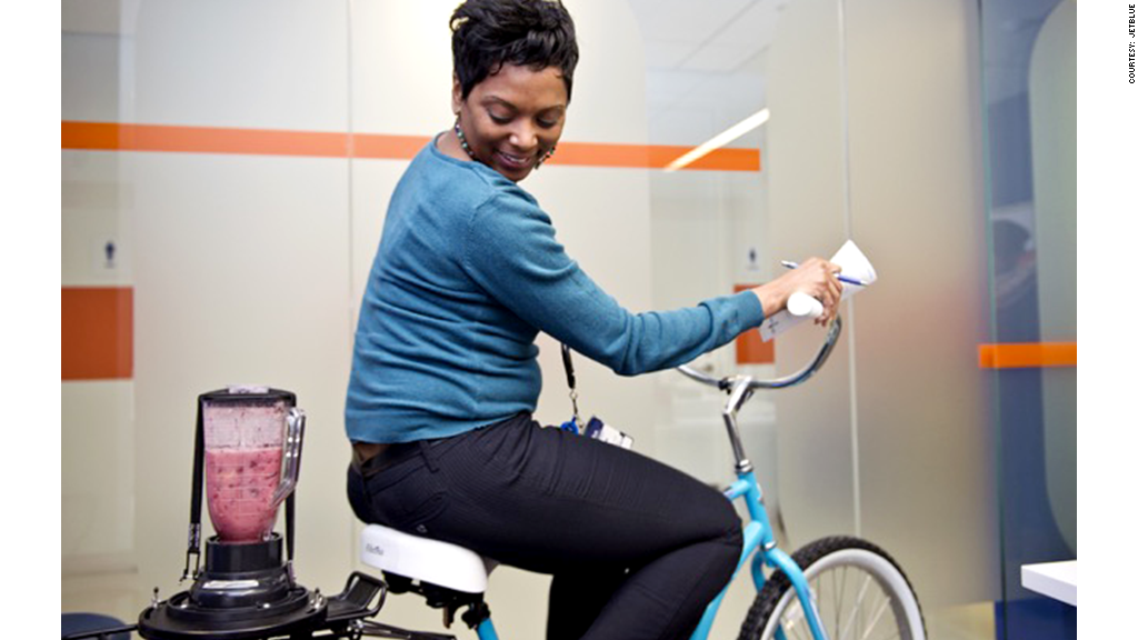 employee wellness programs bike