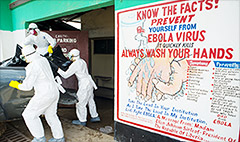 Syracuse University disinvites journalist over Ebola fears