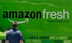 AmazonFresh groceries arrive in Brooklyn