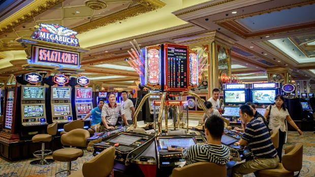 Macau's casinos crush Las Vegas