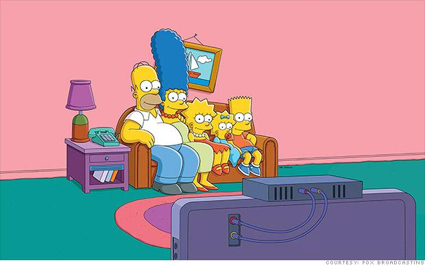 Todos los capítulos de Los Simpsons llegan a Internet