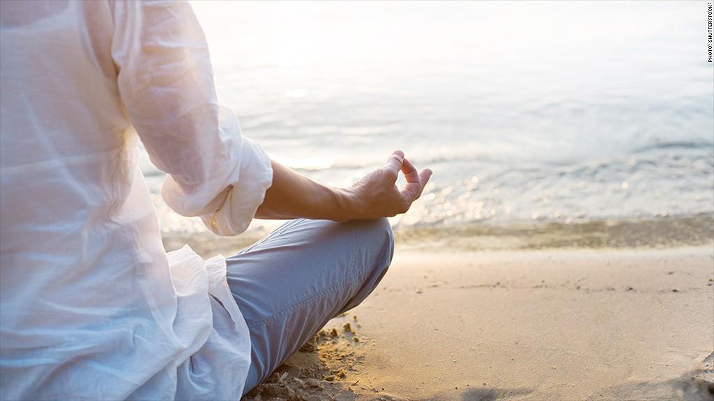 calm meditation