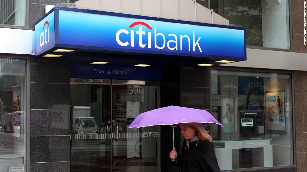 Higher fees coming for Citibank customers - Oct. 20, 2014