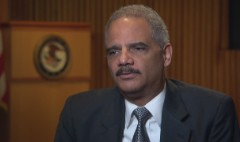 Eric Holder on lack of Wall St. convictions