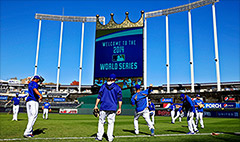 SF tops KC - in World Series ticket prices