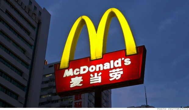 McDonald's gets burned in Asia