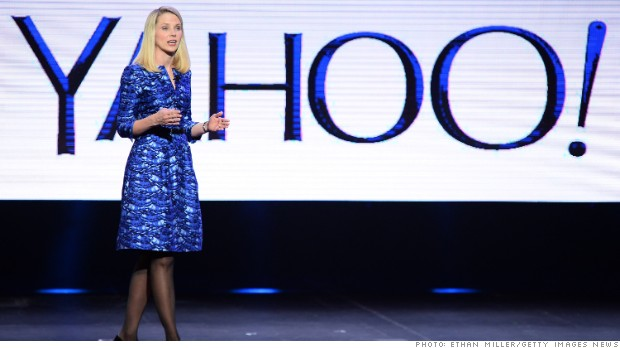 Yahoo profit soars after Alibaba IPO