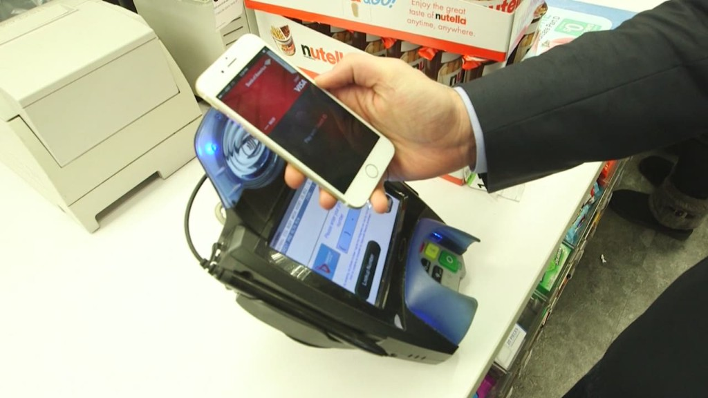 Apple Pay's double trouble