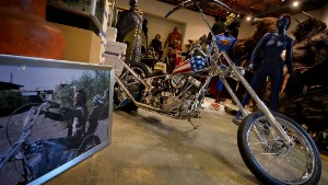 Remember 'Easy Rider'? That bike just sold for $1.35 million