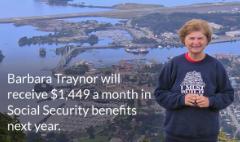 Social Security checks get $22 boost