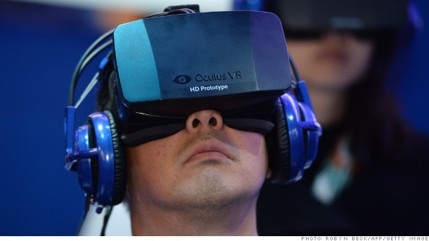 Virtual reality movies are coming