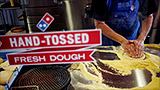 Guess what? Domino's Pizza is hot again