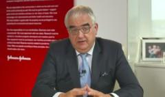 Johnson & Johnson boosts Ebola vaccine efforts