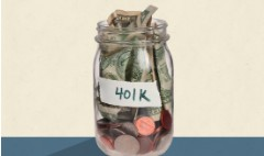 You can put up to $18K in your 401(k)