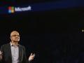 Microsoft sales soar 25%