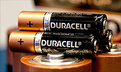 P&G says goodbye to Duracell
