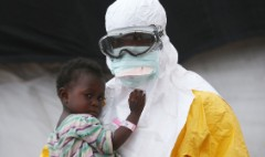 EU pledges 1 billion euros to fight Ebola