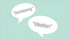 'Collabition.' 'Decisioning': The worst corporate jargon around
