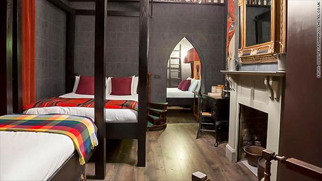 Sitio web de hotel con temática de Harry Potter falla al ser invadido por ávidos fans 'muggles'