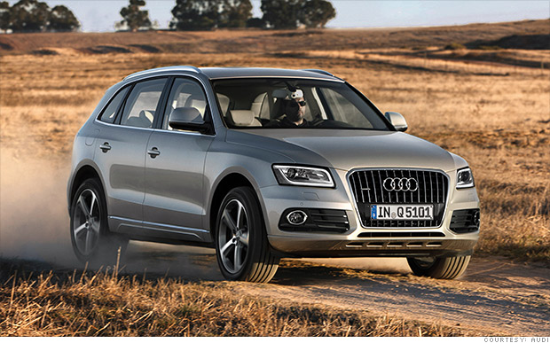 luxury compact suvs audi q5 v6 most reliable cars consumer reports cnnmoney. Black Bedroom Furniture Sets. Home Design Ideas